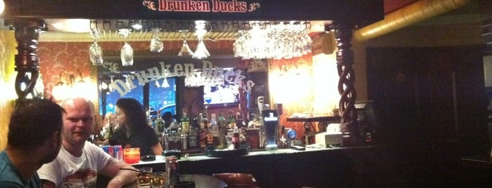 Drunken Ducks is one of Belgrade.