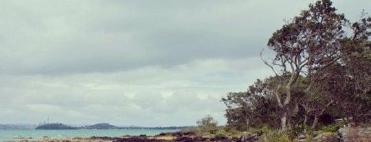 Rangitoto Island is one of Australia and New Zealand.