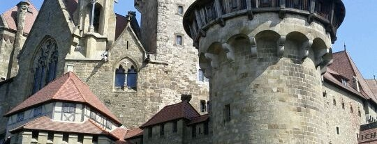 Burg Kreuzenstein is one of When we get a car.