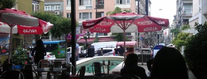 Keyif Cafe is one of ÜSKÜDAR_İSTANBUL.