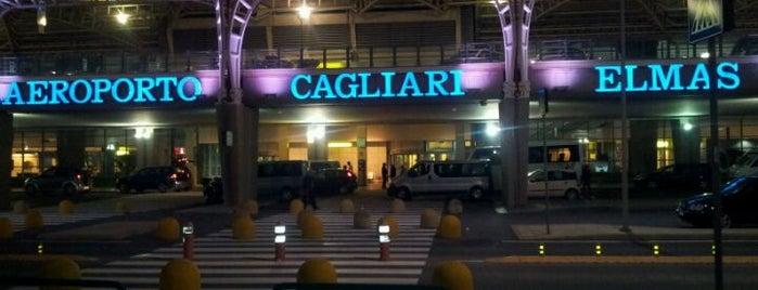 "Aeroporto di Cagliari Elmas ""Mario Mameli"" (CAG) is one of Aeroporti Italiani - Italian Airports."