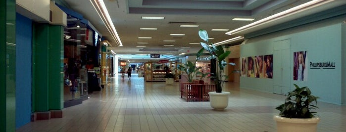 Phillipsburg Mall is one of New Jersey Shopping Malls.