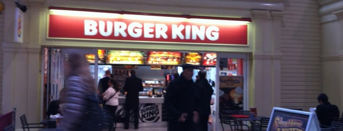 Burger King is one of Lieux qui ont plu à Carl.