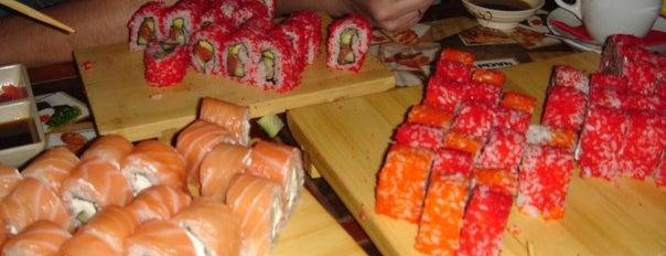 Евразия is one of Sushi in SPB.