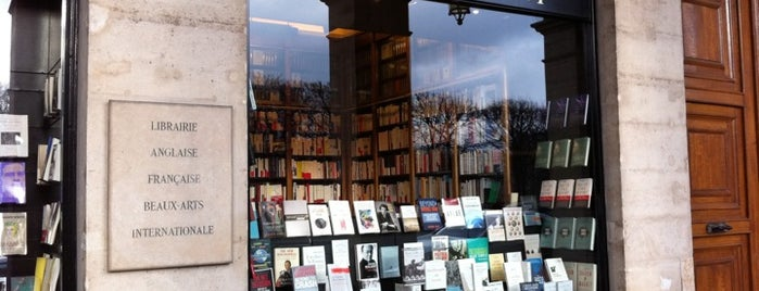 Librairie Galignani is one of Bookstores - International.