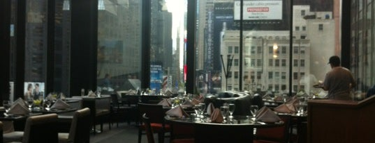 Novotel New York Times Square is one of Dicas de Nova York.
