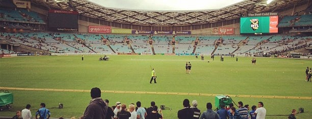 ANZ Stadium is one of Sports Arena's.