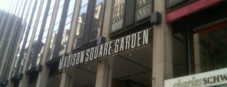 Madison Square Garden is one of New York.