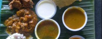 Komala's is one of Vegan and Vegetarian.