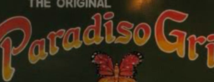 Paradiso Bar & Grill is one of Boracay.