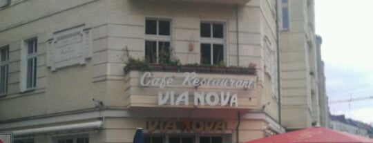 Via Nova is one of Berlin Sehr Gut.