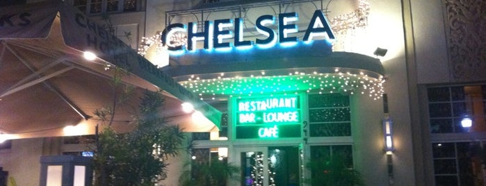 Hotel Chelsea is one of Hotels.