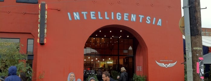 Intelligentsia Coffee & Tea is one of LA Coffee Shops Offering Free Wi-Fi.
