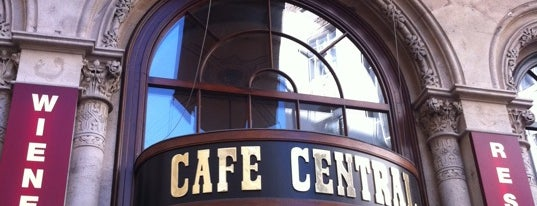 Café Central is one of Exploring Vienna (Wien).