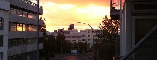 Reykjavík is one of Iceland '12.