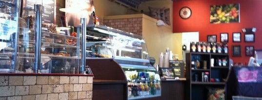 Dunn Bro Cafe + provisions is one of Tempat yang Disukai Alan.