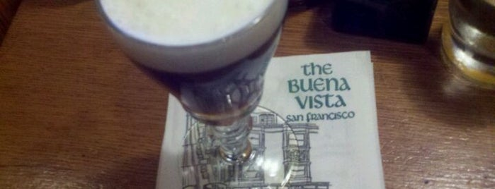 Buena Vista Cafe is one of 100 places to eat in SF before you die.