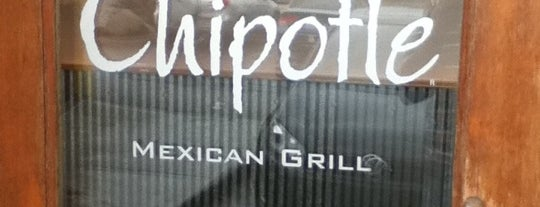 Chipotle Mexican Grill is one of Hot Tamale Badge - Cincinnati Venues.