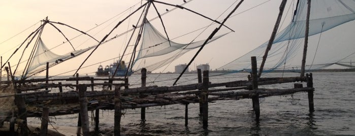 Chinese Fishing Nets is one of The Amazing Race 20 map.