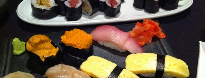 Shiro's is one of Best Sushi.