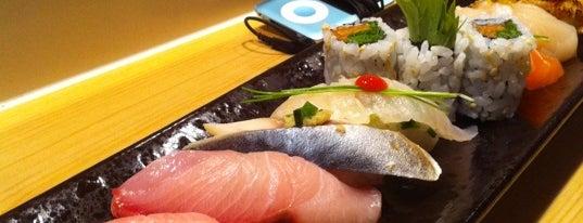 Gyotaku is one of Home Sweet HK.