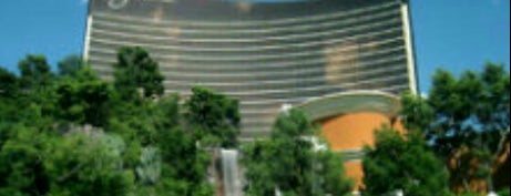 Wynn Las Vegas is one of Places I've been.