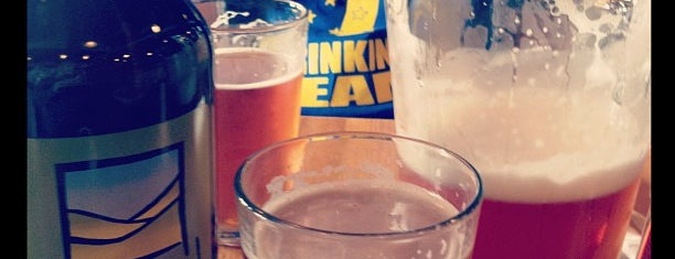 Upland Brewing Company Brew Pub is one of Craft Breweries.