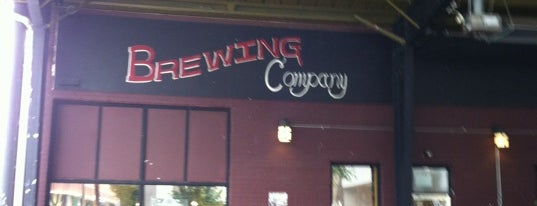 Asheville Brewing Company is one of NC Craft Breweries.