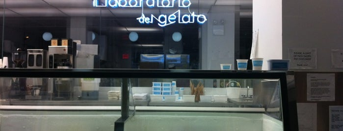 Il Laboratorio del Gelato is one of New York Repeatables.