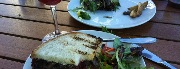 """The Plant Cafe Organic is one of The Perfect """"Mom-in-Town"""" Activities (Bay Area)."""