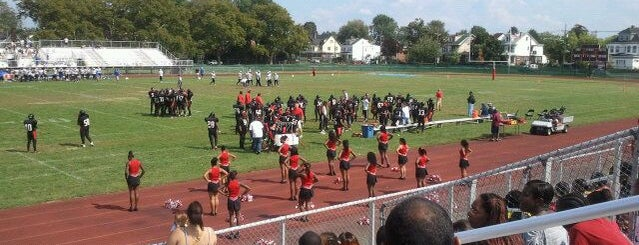 Trenton Central High School is one of Jay-Z's New York.