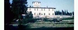"""Villa Medicea """"La Petraia"""" is one of 101 posti da vedere a Firenze prima di morire."""