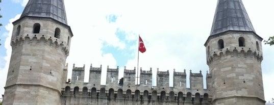 Topkapı Sarayı Müzesi is one of istanbul gezi listesi.