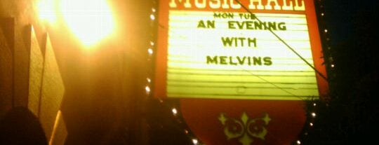 Great American Music Hall is one of SF Metromix's Top 25 Live Music Venues.