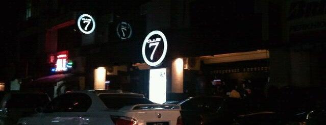 Club 7 @ Sri Hartamas is one of Must-visit Nightlife Spots in Kuala Lumpur.