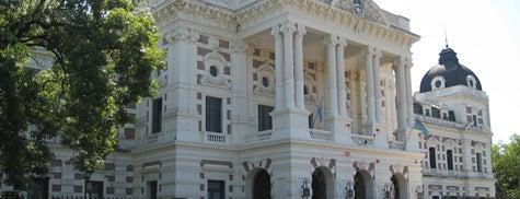 Casa de Gobierno de La Provincia de Buenos Aires is one of La Plata.