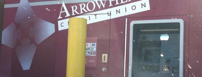 Arrowhead Credit Union is one of Posti che sono piaciuti a T2TheLee.