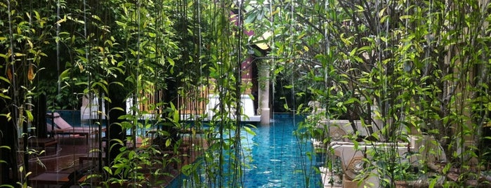 Burasari Hotel is one of Pattaya - Phuket.