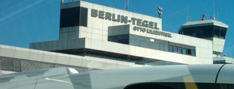 Flughafen Berlin-Tegel Otto Lilienthal (TXL) is one of Airports in Europe, Africa and Middle East.