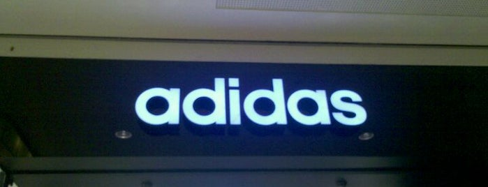 Adidas is one of SP.