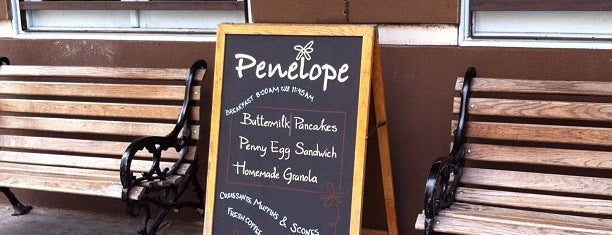 Penelope is one of Eat NYC.