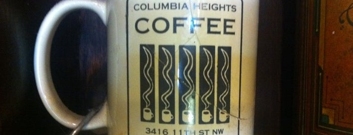 Columbia Heights Coffee is one of District of Coffee.