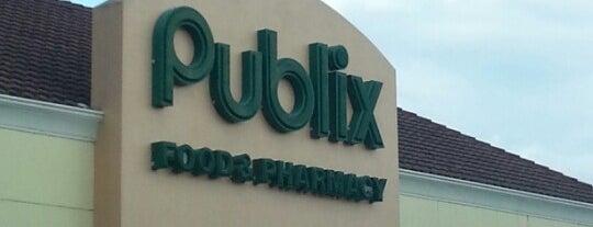 Publix is one of Locais curtidos por Tomas.