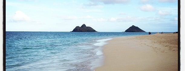 Lanikai Beach is one of Oahu: The Gathering Place.