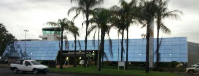 Aeroporto de Uberaba / Mário de Almeida Franco (UBA) is one of Eduardo : понравившиеся места.