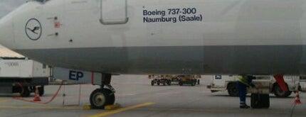 Аэропорт Франкфурт-на-Майне (FRA) is one of Airports I've flown thru.