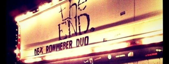 The End is one of Nashville Venues.