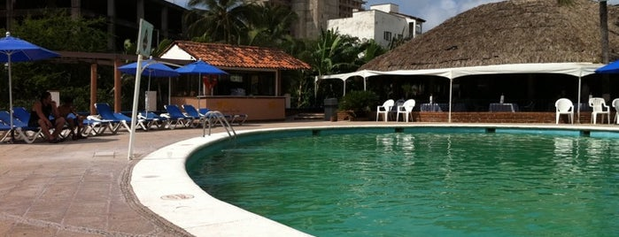 Costa Club Punta Arena Hotel is one of Puerto Vallarta Hotels.