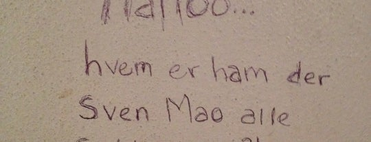 Shen Mao is one of Denmark To-Do List.