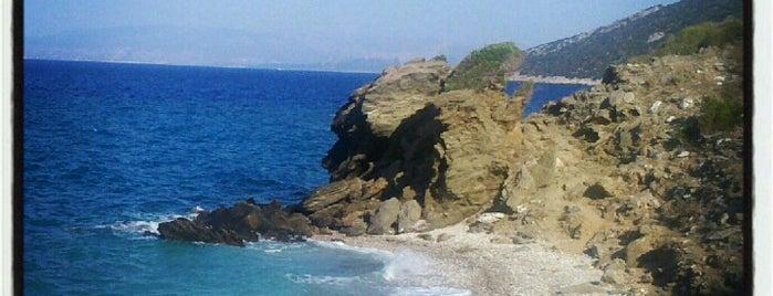 Agkona Beach is one of Spain.